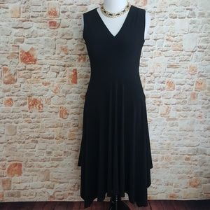 New DKNY Black Modern Dress